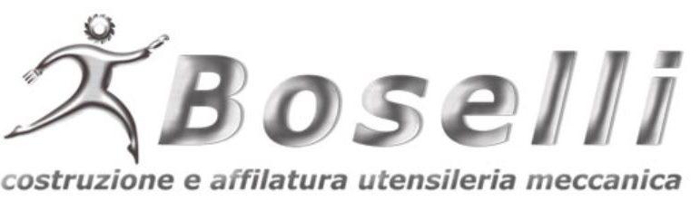 Boselli – costruzione e affilatura utensileria meccanica